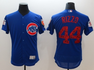 Wholesale Men's MLB Chicago Cubs Spring Training Jerseys (8)