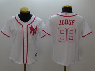 Wholesale Women's MLB New York Yankees Cool Base Jerseys (28)