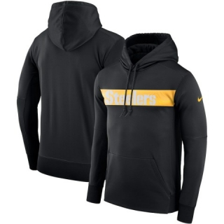 Wholesale Men's NFL Pittsburgh Steelers Pullover Hoodie (8)