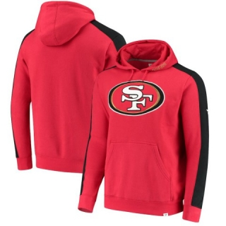 Wholesale Men's NFL San Francisco 49ers Pullover Hoodie (1)
