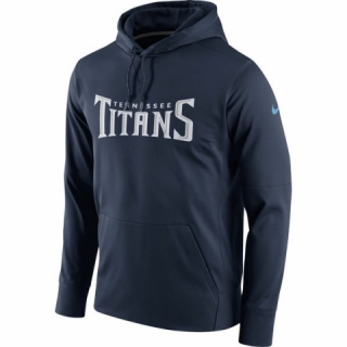 Wholesale Men's NFL Tennessee Titans Pullover Hoodie (3)